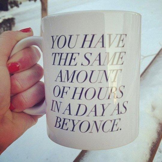 Beyoncemug