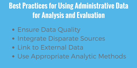 Best Practices for Using Administrative Data for Analysis and Evaluation.png