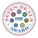 Seven Seals Award Badge